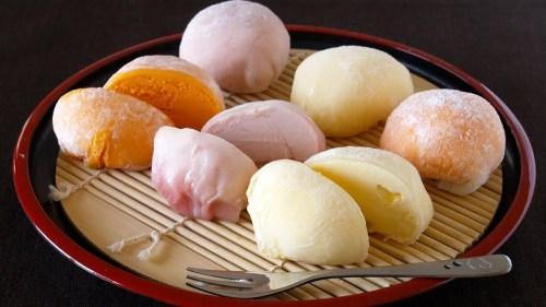 Cara membuat mochi 2