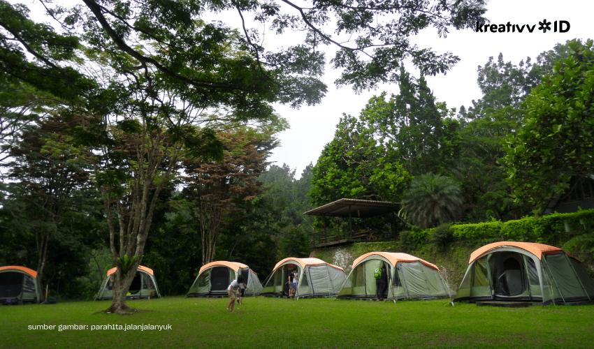 Nikmati Tempat Kemah Layaknya Hotel Di Glamping Sukabumi