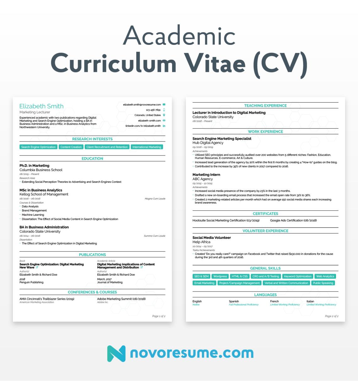 serupa tapi tak sama  ini dia perbedaan resume dan cv