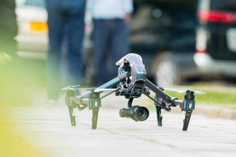 aturan menerbangkan drone