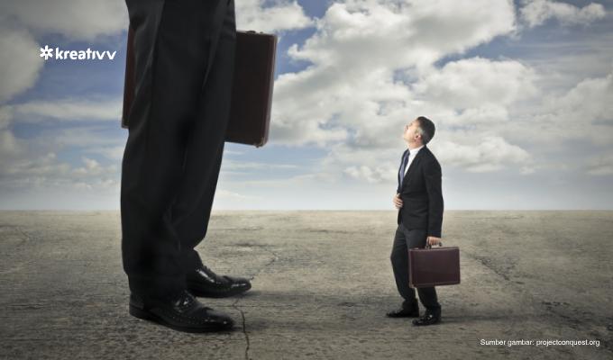 cara-menghilangkan-rasa-minder-di-kantor