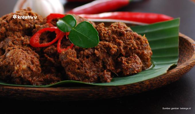 sejarah masakan rendang
