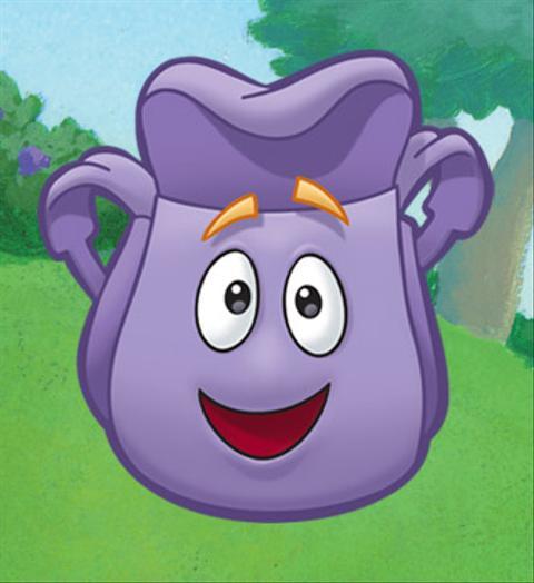 Karakter Dora The Explorer