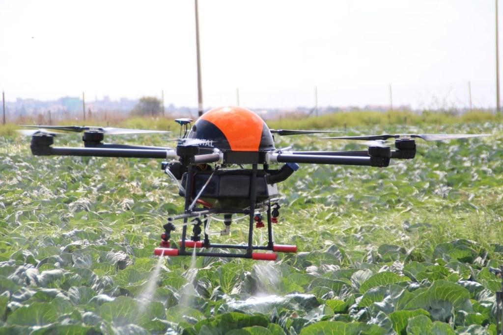 manfaat drone