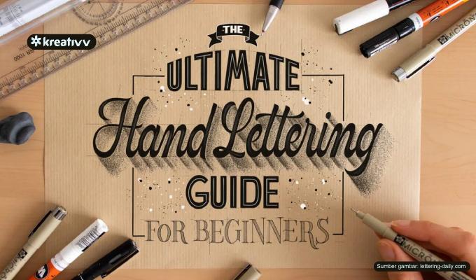 Cara-Membuat-Hand-Lettering-untuk-Pemula