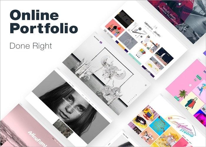 Portofolio Online