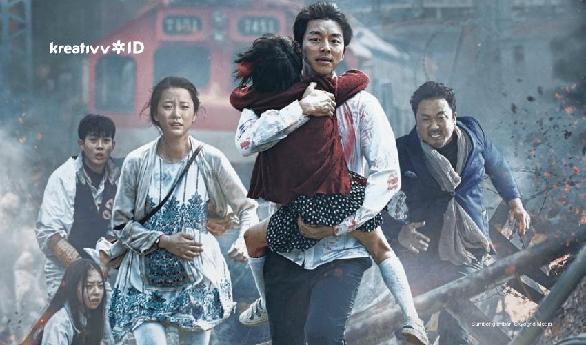 zombie korea