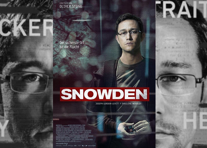 film hacker Snowden