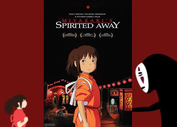 film terbaik sepanjang masa Spirited Away