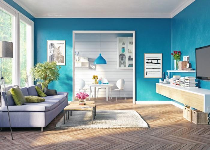 Kombinasi Warna Cat Rumah Modern Pas Buat Kamu Yang Hobi Foto Foto Cantik Kreativv
