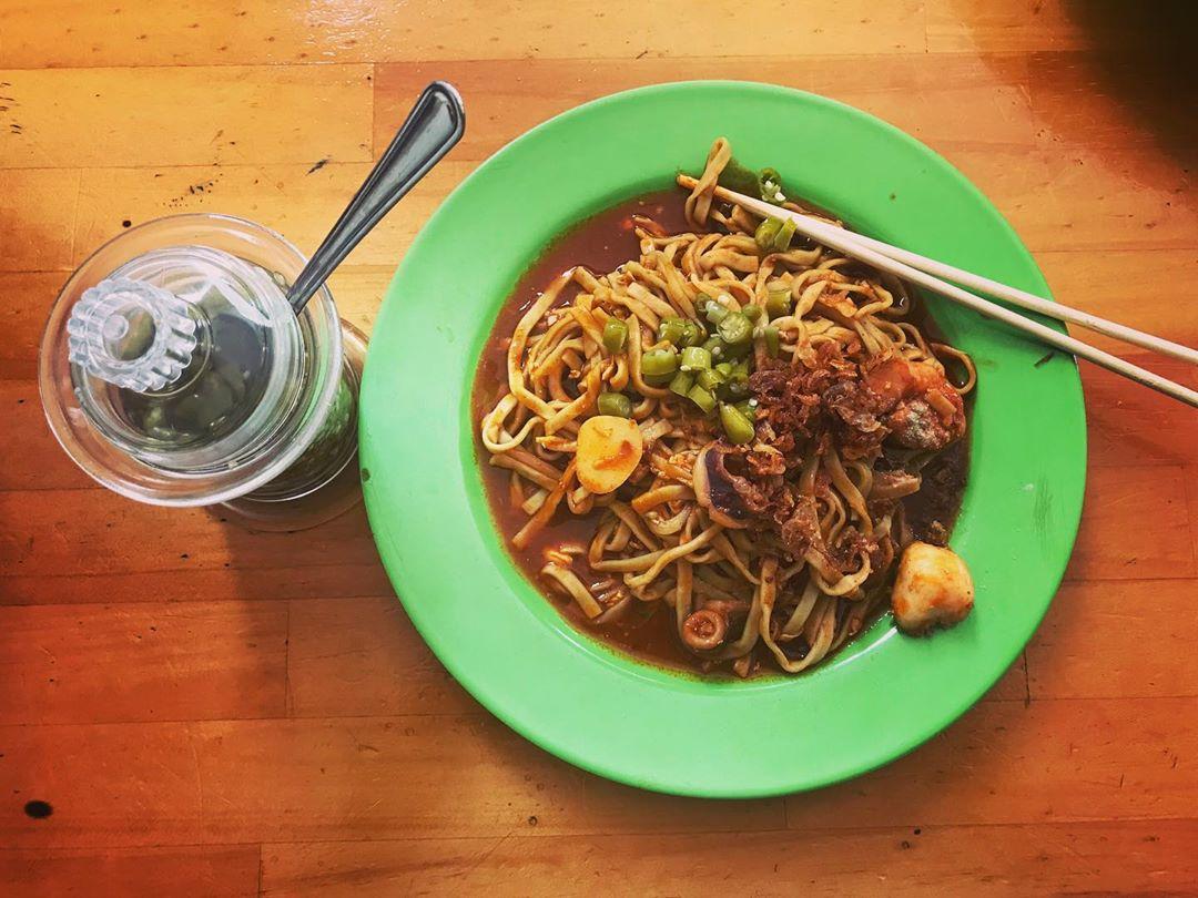 Mie Tarempa khas Melayu