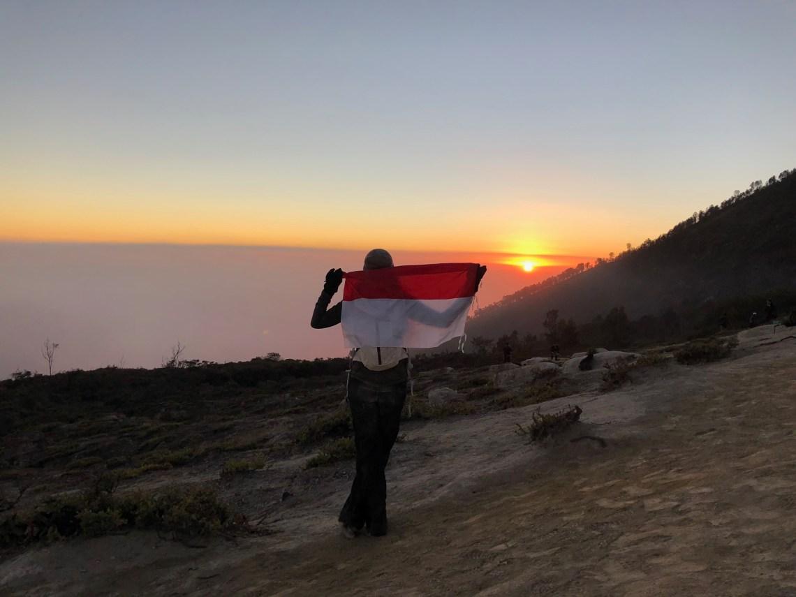 Andini Effendi di Indonesia 1