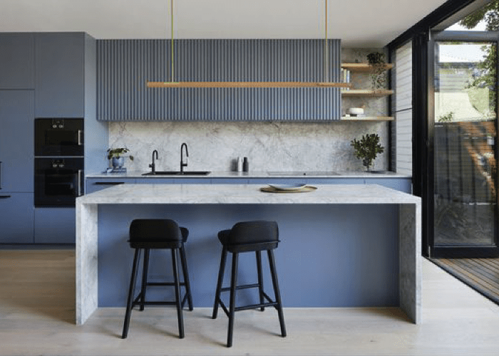 dapur minimalis warna warni 1