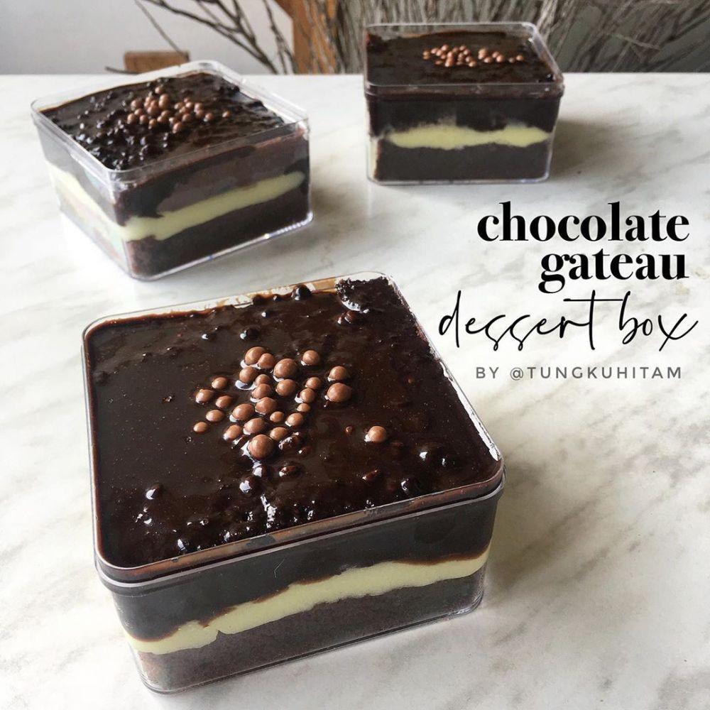 Dessert-box