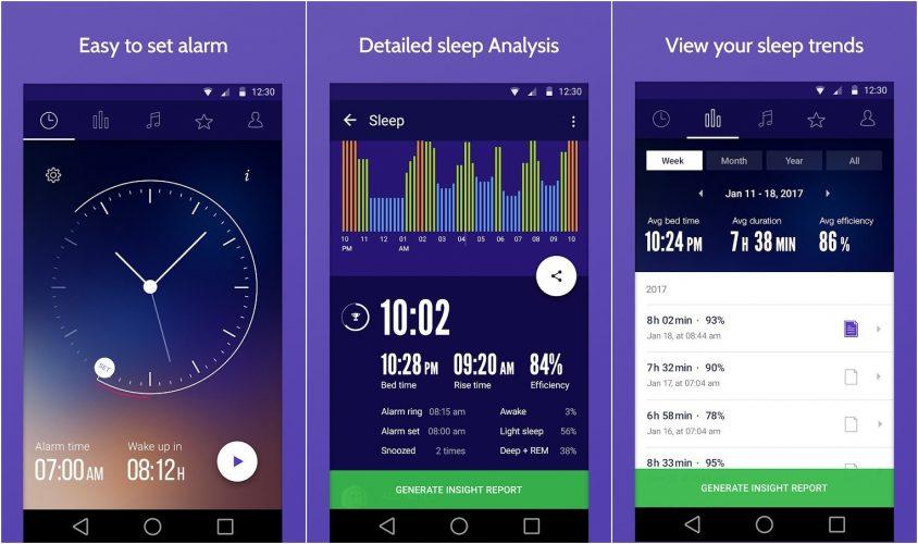 sleep time aplikasi tidur