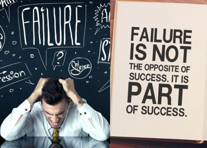 hikmah dari kegagalan