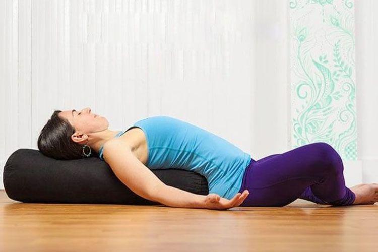 gerakan restorative yoga