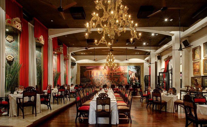 kunstkring paleis restoran