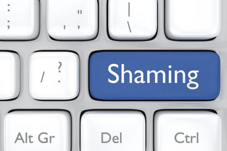 online public shaming