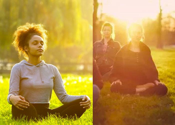 meditasi di waktu tertentu