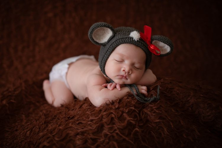 teknik dasar fotografi newborn baby