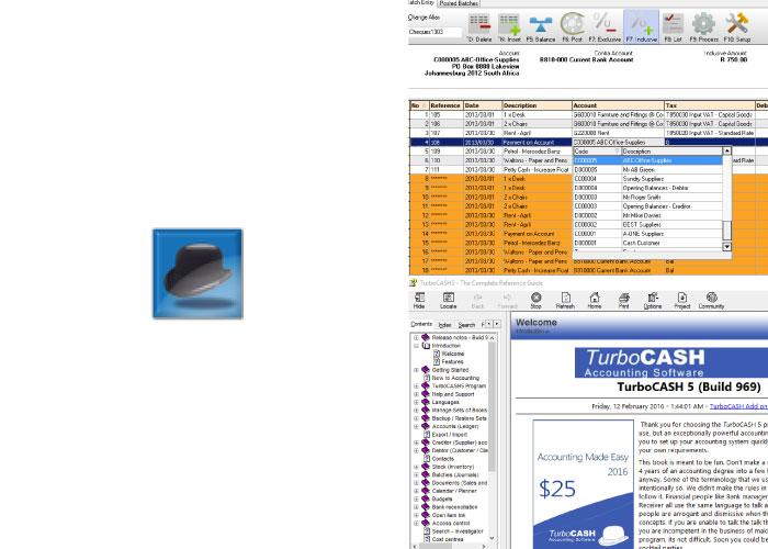 aplikasi akuntansi turbocash