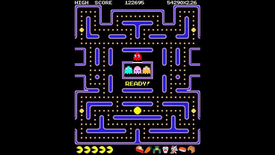 pac-man sebagai game tertua