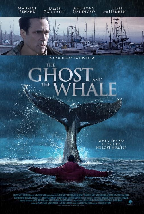 poster the ghost and the whale