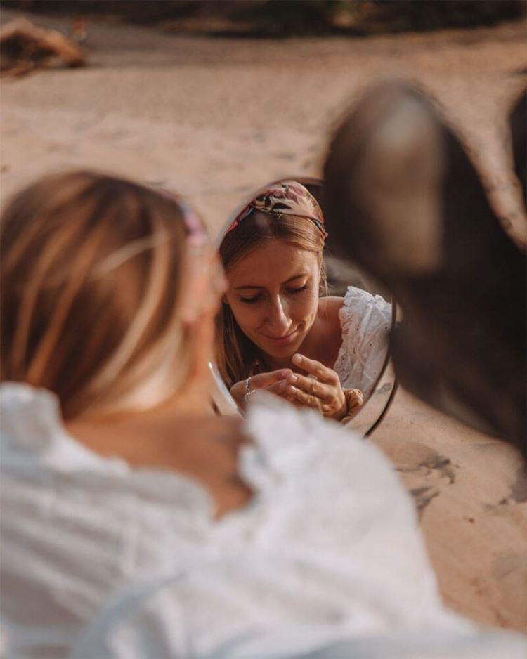 teknik creative mirror photography