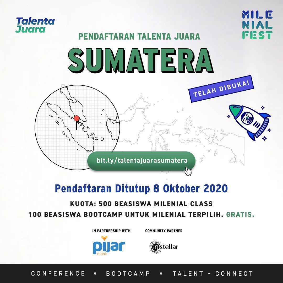 Selanjutnya: Pembukaan Region Sumatra