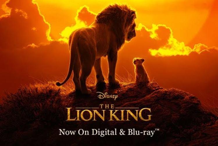 film animasi Lion King