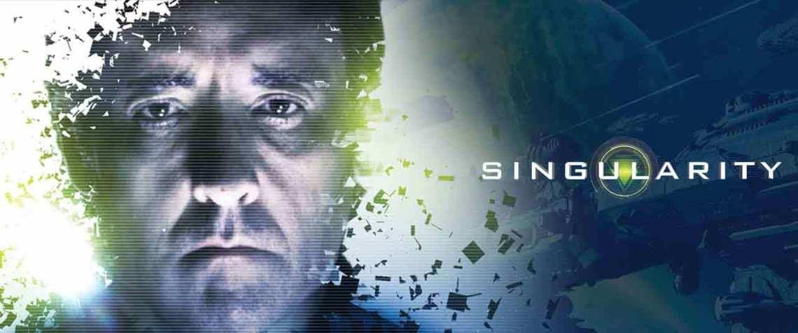 film tentang robot dan ai Singularity (2017)
