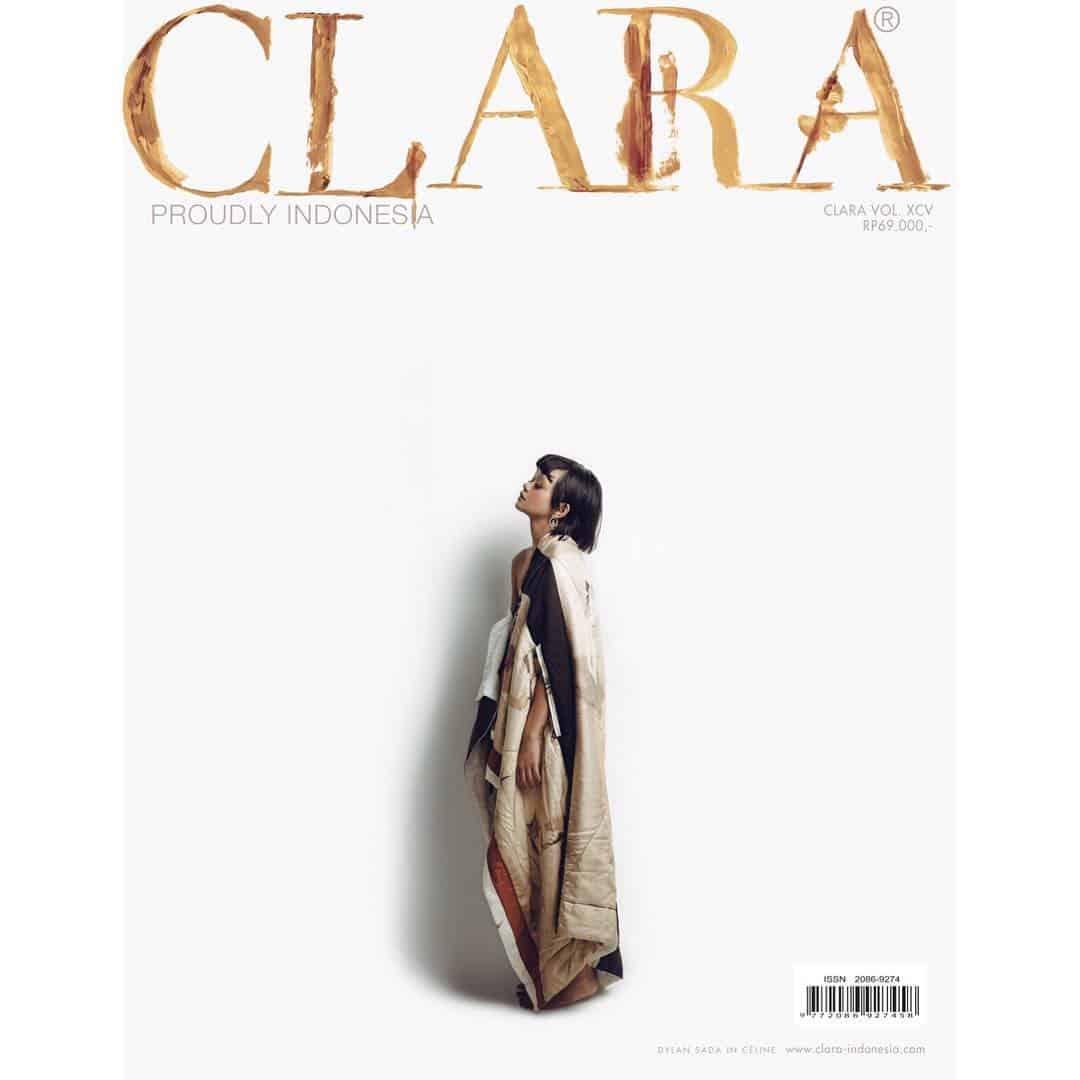 Dylan Sada saat berkolaborasi dengan Clara Indonesia