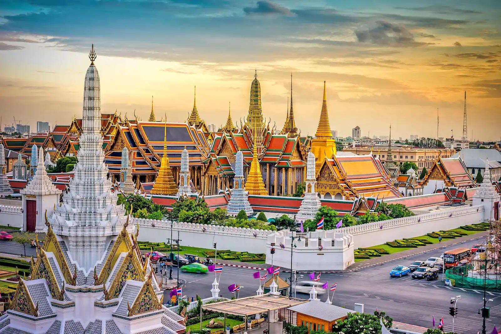 Grand-Palace–Thailand