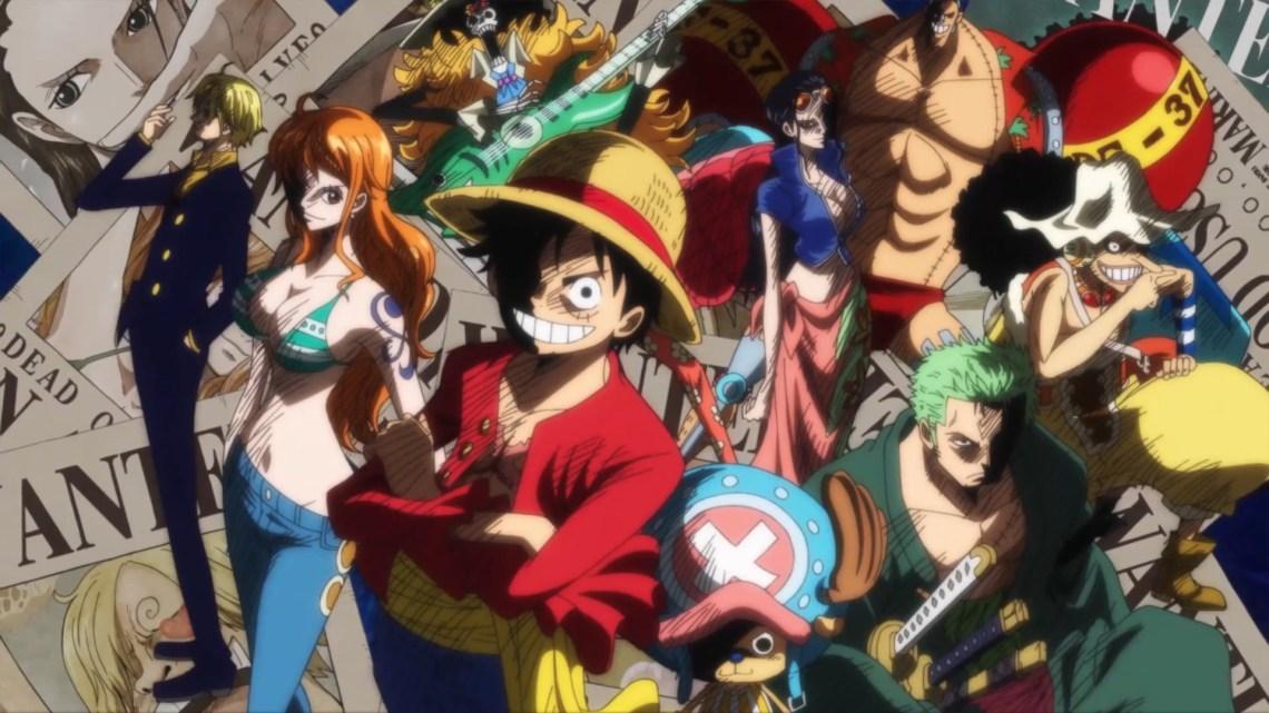 film animasi jepang terbaik One Piece