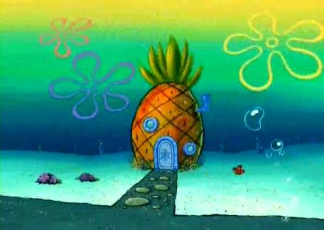 rumah-spongebob