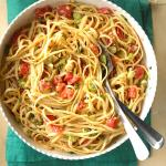 Linguine-with-Fresh-Tomatoes