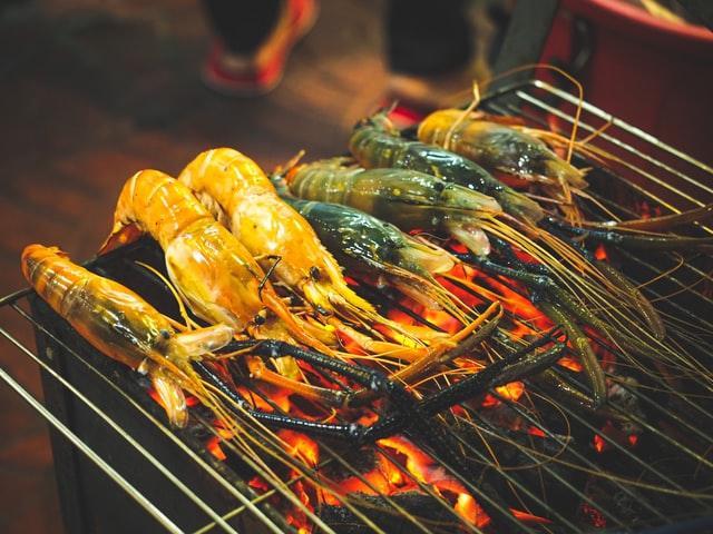 seafood-pantai