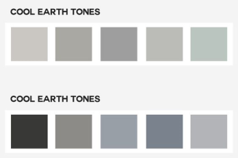 Palet warna earth tone (Sumber: fabmood.com)