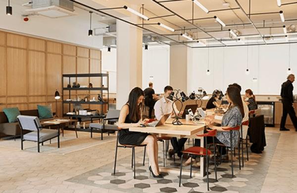 Bergabung di Coworking Space