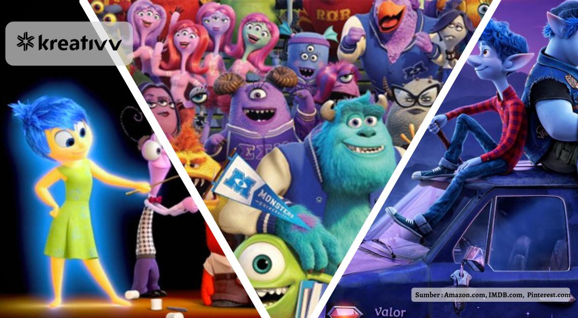 Film Disney Pixar