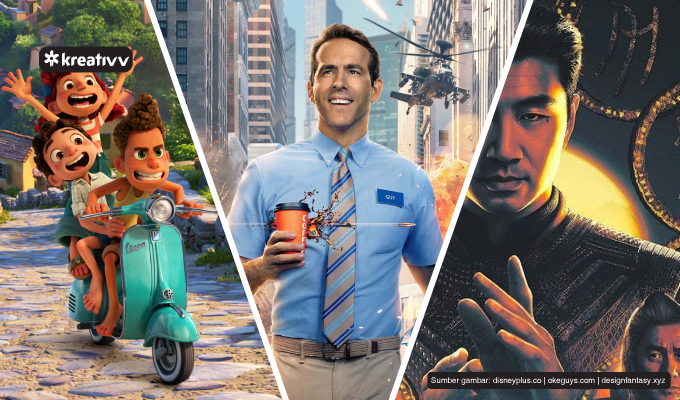 film Disney 2021