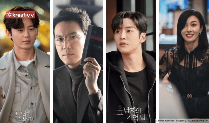 Tokoh Antagonis Drama Korea