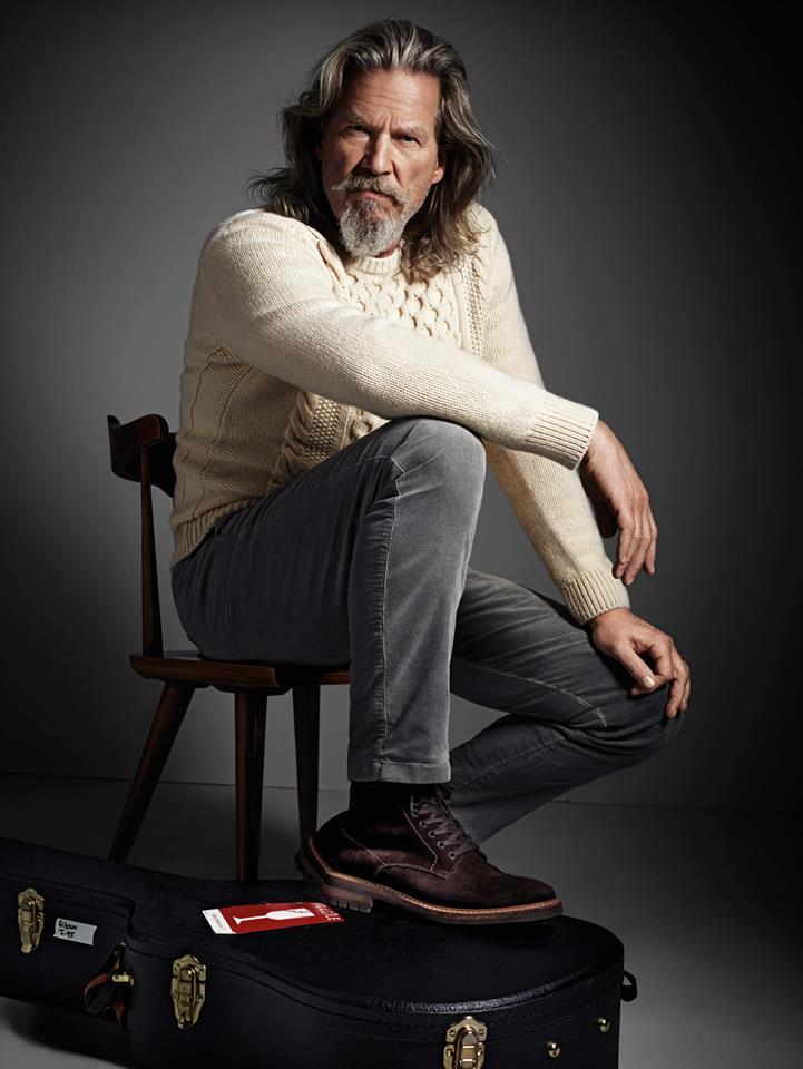 Jeff Bridges W Kampanii Marc OPolo Kreatornia Stylu
