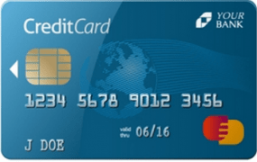 A chip card. Image: First Data
