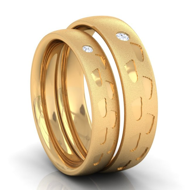 Diamond Ring Designs For Couple Kreeli Jewellery