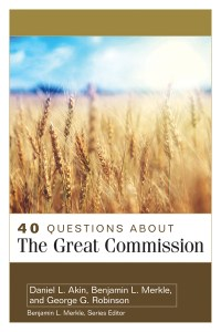 Image of Kregel Great Commission Book Cover