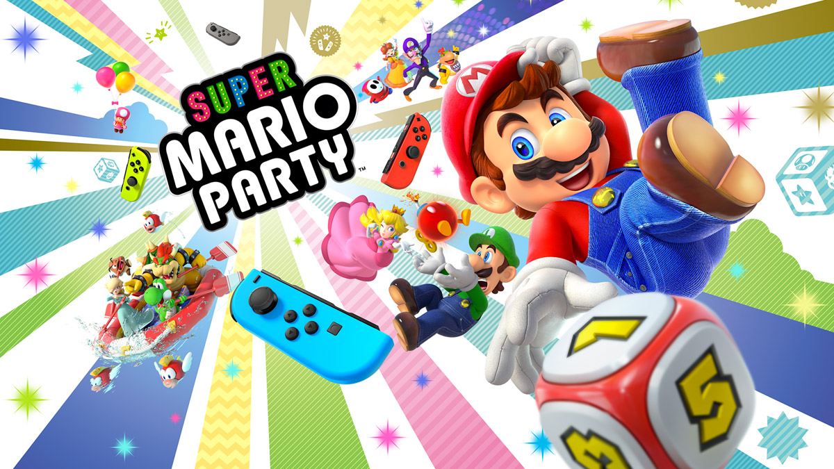 Super Mario Party [Switch]