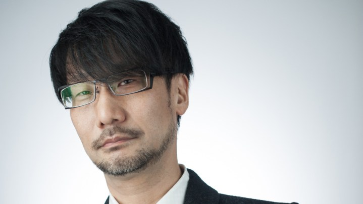 Game Designer Hideo Kojima. Courtesy Tribeca Film Festival