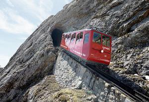 Pilatus cogwheel railway